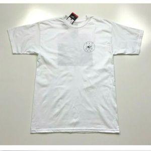 O'Neill Shirts - O'Neill Men's Graphic Cotton T-Shirt White